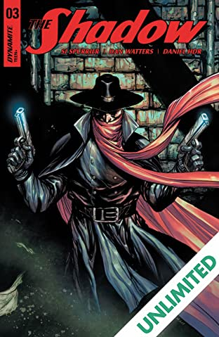 The Shadow (2017) #3
